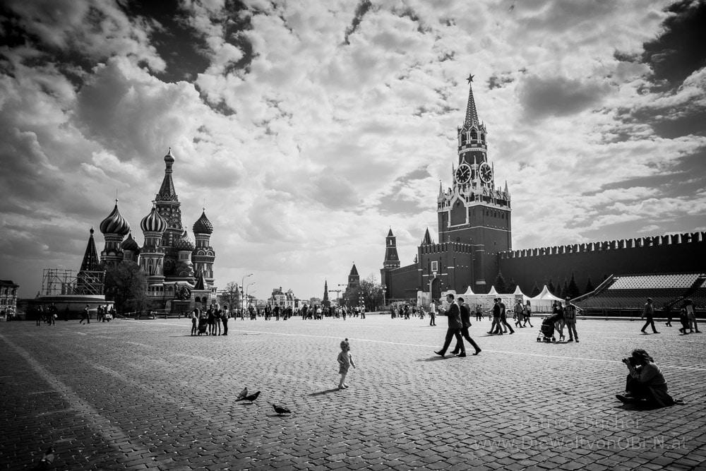 Moskau, 6 Zehen und der Schnarchweltmeister